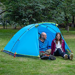 waterproof tent 2 person