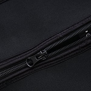 High quality and durable zipper