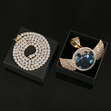 Dream Fly Angel Custom Necklace