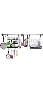 Utensil Rack Set