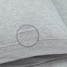 Hem detail Cotton Tencel Jersey