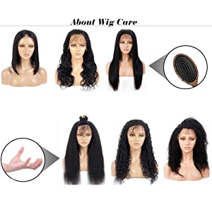 How to Take Care Your Wigs
