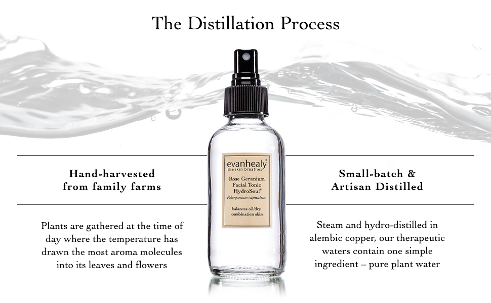 Distillation Process, Small-batch artisan, family farms