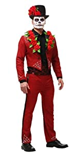 day of the dead, costume, halloween