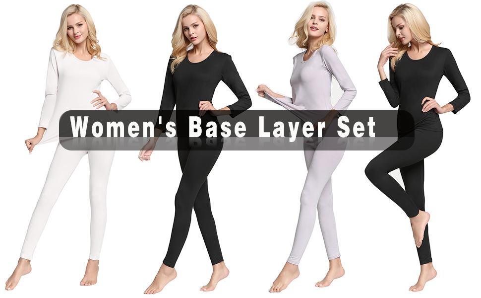 Women's Base Layer Set