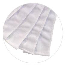 stretch elastic cotton band hair wrap headband bulk wrap wrapped fashion spa facial mask therapy