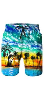 male swim trunks