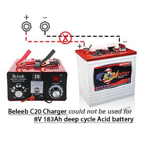 8V battery