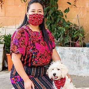 Guatemala Face Mask