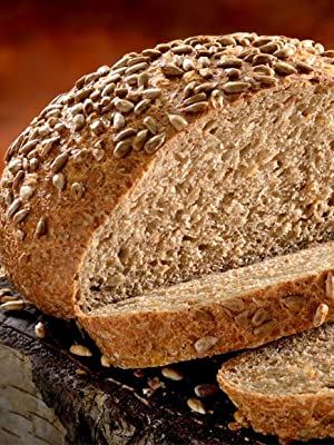 spelt bread, food to live