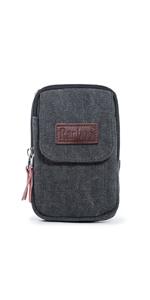 canvas satchel men bag for iPhone xr xs max