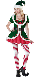Women Elf Costume