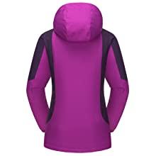 purple jackets women