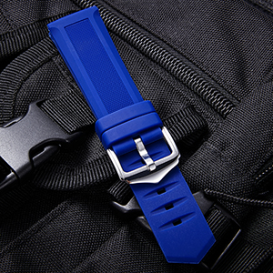 easy to install and remove Rubber smart watch straps Compatible with Garmin