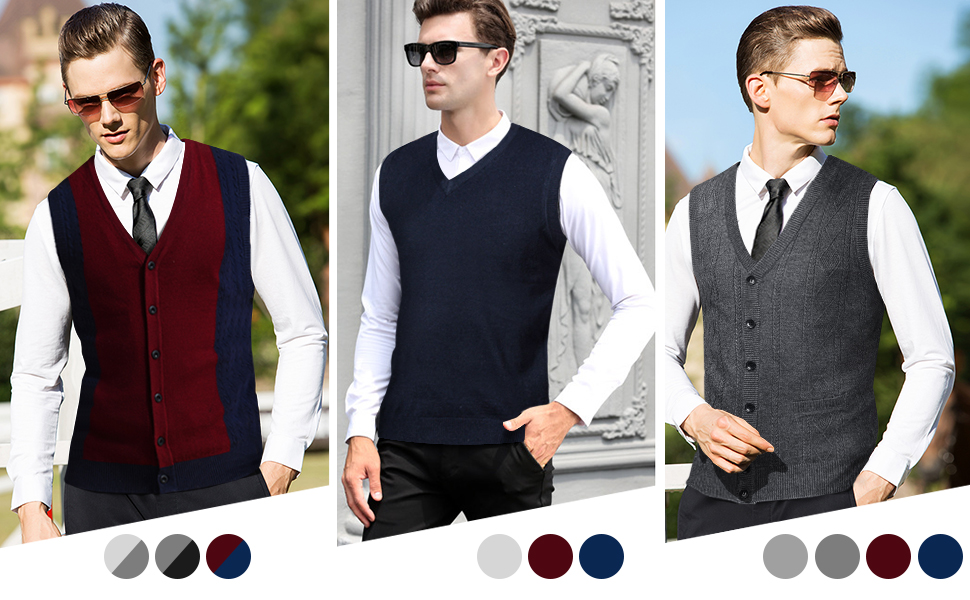 sweater vest for men