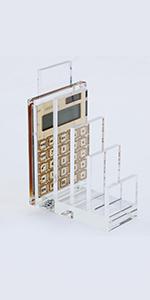 Acrylic Calculator Holder