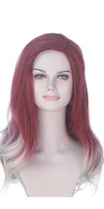 AvengersEndgame Scarlett costume hair wigs