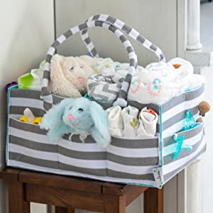 Arabella Baby caddy with baby items