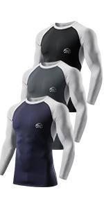 Men's compression shirts