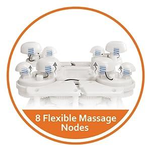 Flexible Nodes massage nodes for back massage