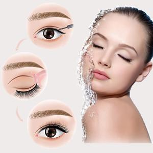 Magnetic Eyeliner, Reusable Magnetic Eyeliner and Magnetic Eyelash Kit, Magnetic Eyelash Kit