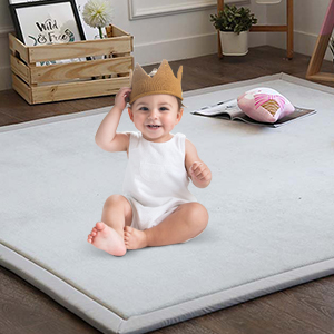 Baby Play Mat, Soft Play Rugs for Boys Girls