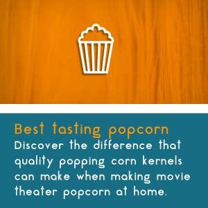 popcorn organic