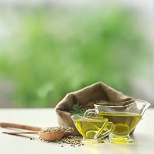Cannabis Sativa Seed Oil, hemp seed oil, moderates oil production, moisturizes, soothes, anti-aging
