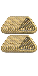 0.8'' triangle buckles
