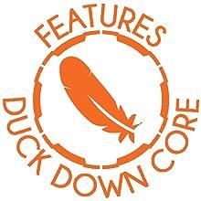 Duck Down Core