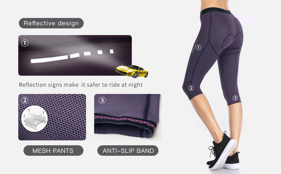 cycling pants for women