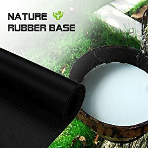 Non-toxic Natural Rubber Base