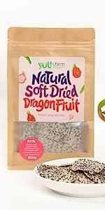 soft dried dragon fruit natural dragon fruits organic fruits natural fruit