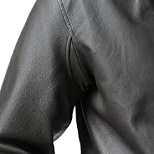 Landing Leather Features