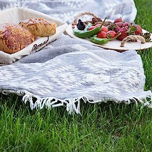 turkish towel blanket