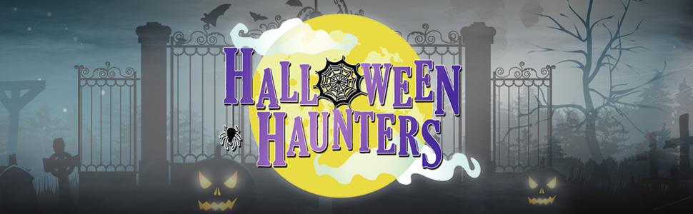 Halloween Haunters Props & Decorations