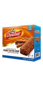 Peanut Butter Crisp Cinnamon