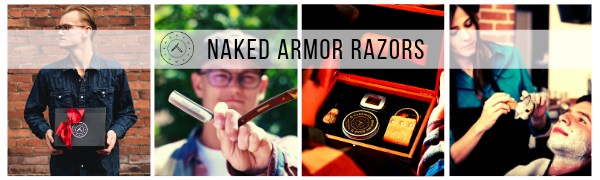 Naked Armor Shave Soap