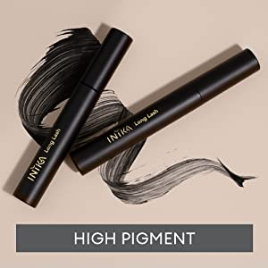 INIKA Organic Long Lash Mascara high pigment