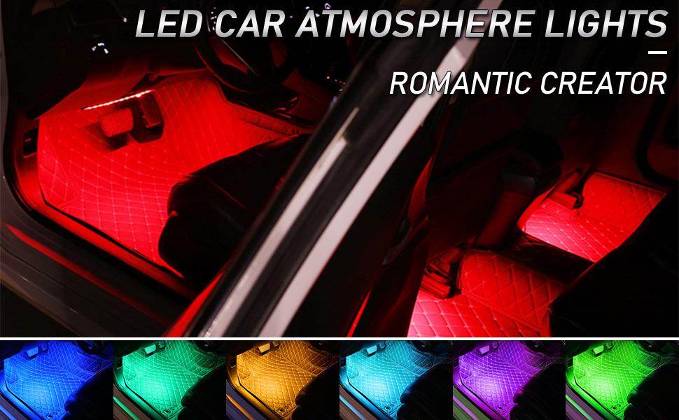 car led strip lights interior light