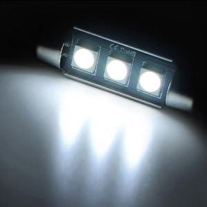 Pure White LED Interior Kit