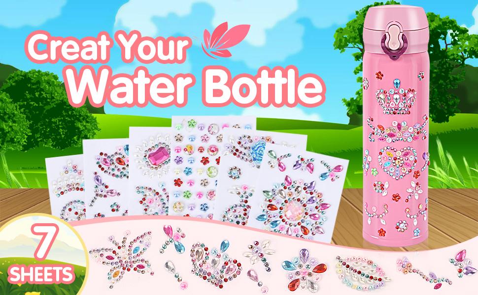 YOFUN DIY water bottle