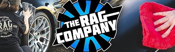 The Rag Company Microfiber TRC Auto Detailing