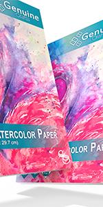 Watercolor Paper Pads