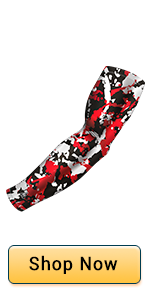 Single Sports Arm Sleeve, available in 40+ designs