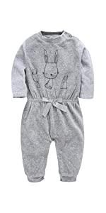 baby girl cute jumpsuit