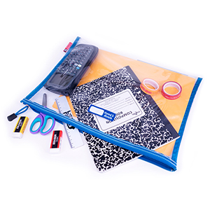 big file folder for storing school supplies office important document business project college paper