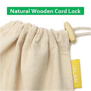 Natural Wooden Cord Lock