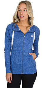 Womens Lightweight Hoodie Workout Jackets for Women Dry Fit