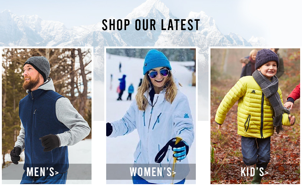 zeroxposur gloves coats jackets winter ski men women kid childress girl boy clothing outwear outdoor
